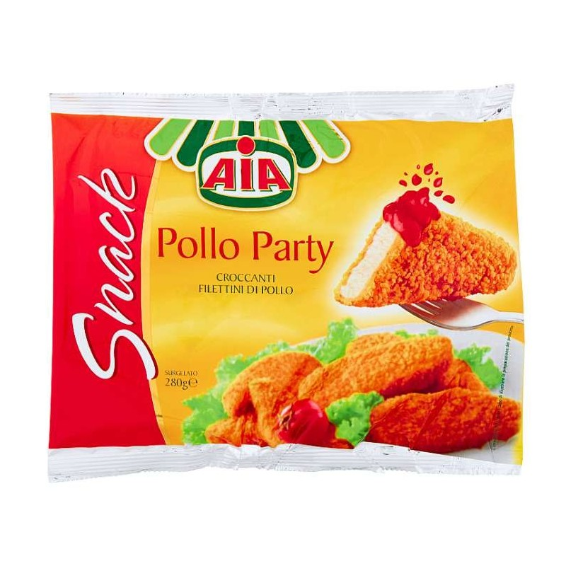 Aia Snack Pollo Party 280 g