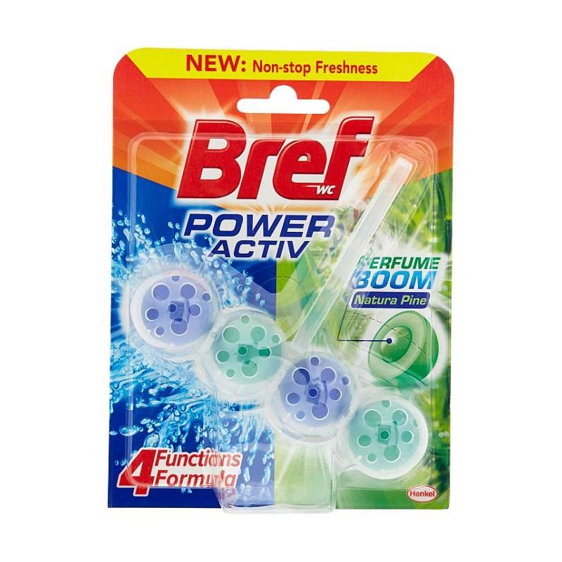 BREF WC Power Activ Natura...
