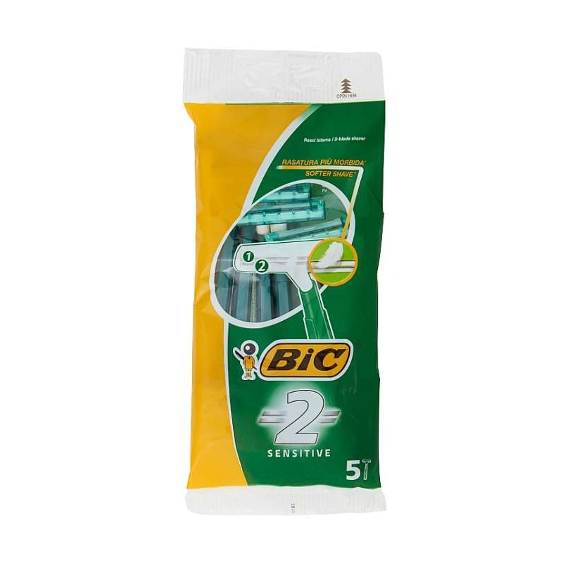 Bic 2 Sensitive rasoi...
