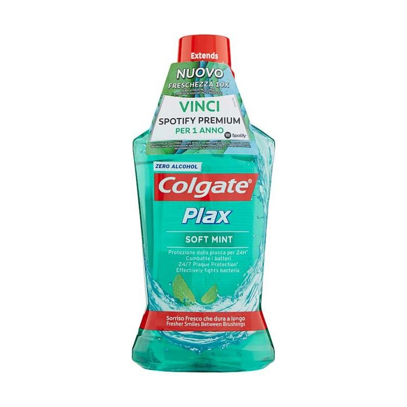 Colgate Plax Soft Mint...