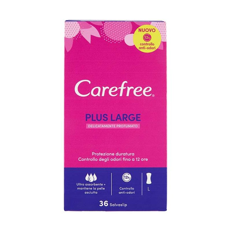 Carefree Plus Large...