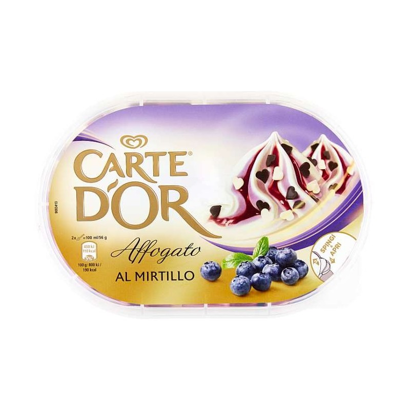 Carte D'Or Affogato al...