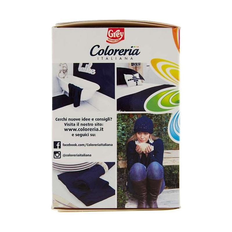 GREY Coloreria 350 gr. Blu...
