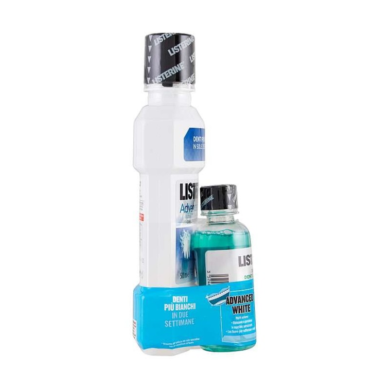Listerine Advanced White...