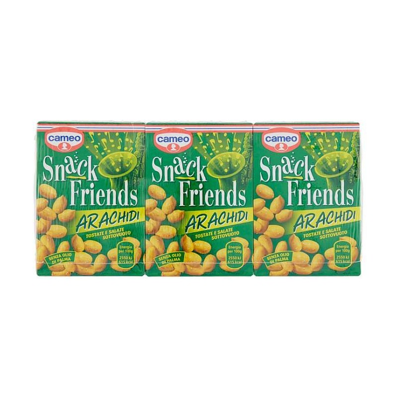 cameo Snack Friends...