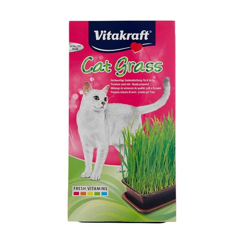 Vitakraft Cat Grass 120 g