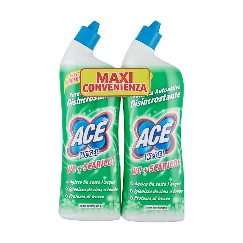 Ace WC Gel Disincrostante...